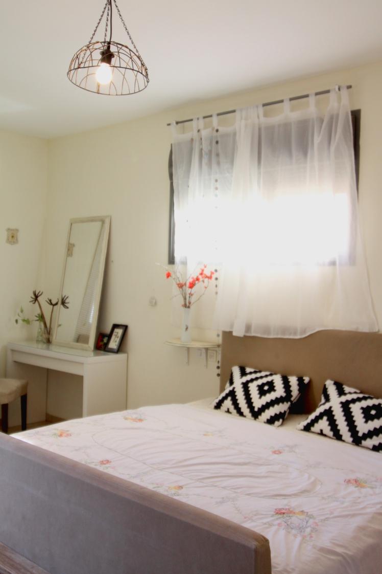 איך מעצבים חדר שינה