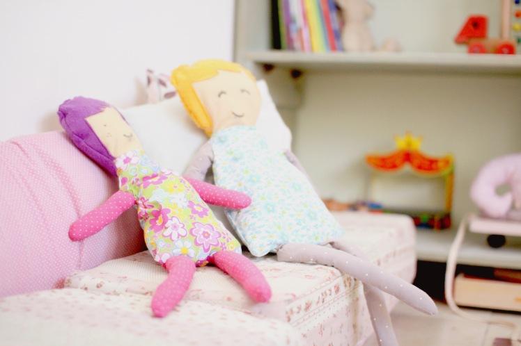 בובות עבודות יד