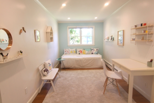 soft bright teen room